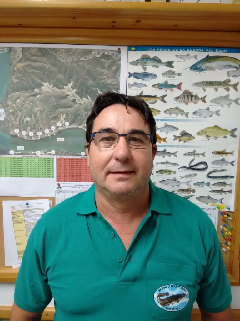 Presidente del Club José Antonio Murillo
