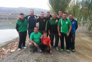 Finaliza la competición social de agua dulce – coup de la SDP El Siluro
