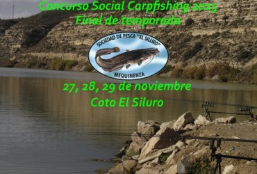 Concurso Final Temporada – Carpfishing 2015