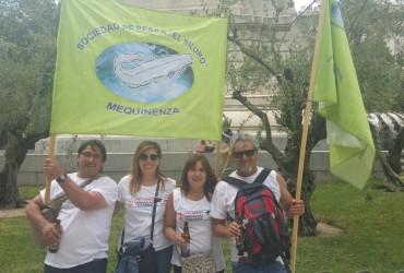 Manifestación en defensa de la pesca – Madrid 5 de Junio 2016